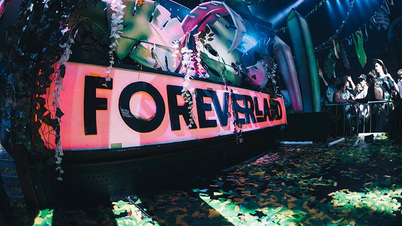Foreverland – Fri 7 Dec